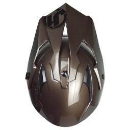 Enduro-Helm Just1 J14 braun