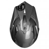Enduro helmet Just1 J14 grey