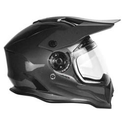 Enduro helmet Just1 J14 grey