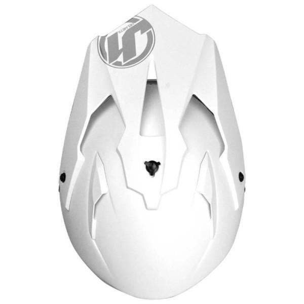 Casco de enduro Just1 J14 blanco