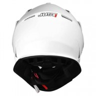 Casque enduro Just1 J14 blanc