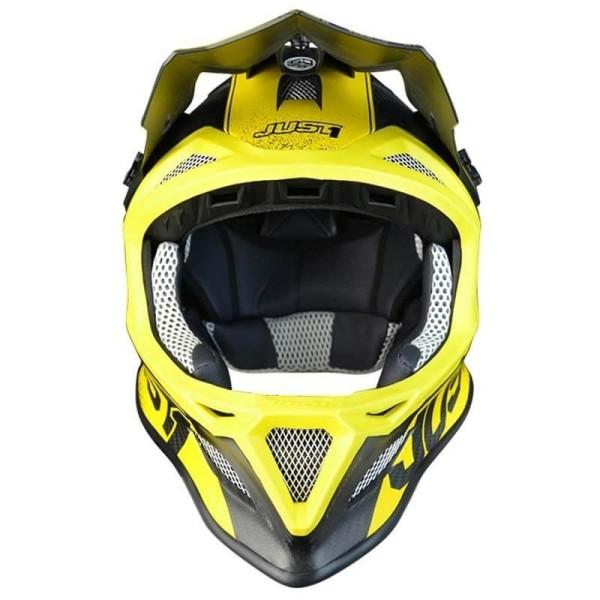 Downhill helmet Just1 JDH Assault black yellow