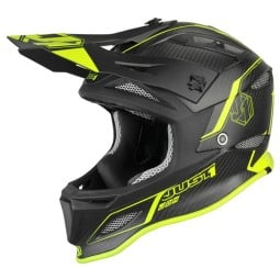 Downhill helmet Just1 JDH Elements yellow