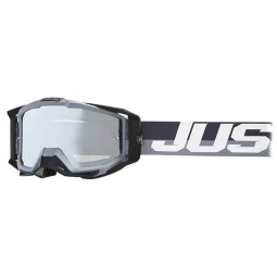 Motocross goggles Just1 Iris Twist grey