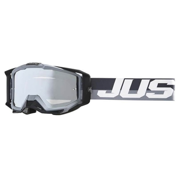 Gafa motocross Just1 Iris Twist grey