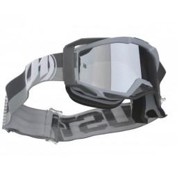 Masque motocross Just1 Iris Twist grey