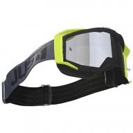 Motocross goggles Just1 Iris Track black grey
