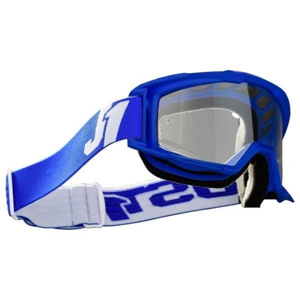 Masque cross Just1 Vitro blue white