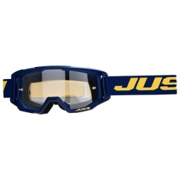 Occhiali motocross Just1 Vitro blue yellow
