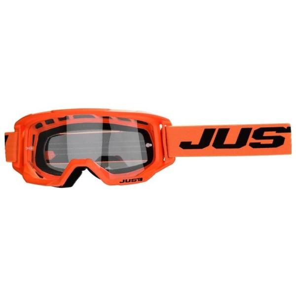 Motocross goggles Just1 Vitro orange