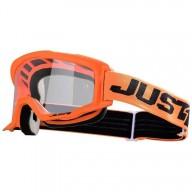 Lunettes motocross Just1 Vitro orange