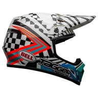 Casco moto Bell MX-9 Tagger Check Me Out Mips