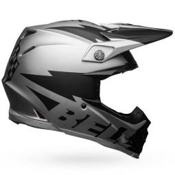 Bell Moto 9 Flex Breakaway Helm