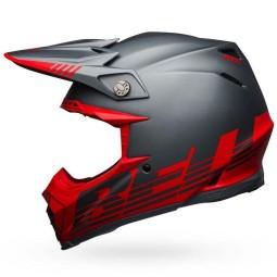 Casco moto Bell Moto 9 Flex Louver