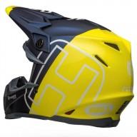 Bell Moto 9 Flex Husqvarna Gotland Helm