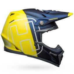 Bell Moto 9 Flex Husqvarna Gotland helmet