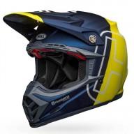 Casco moto Bell Moto 9 Flex Husqvarna Gotland