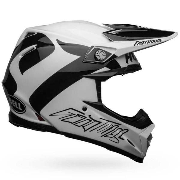 Casco moto Bell Moto 9 Flex Fasthouse Newhall