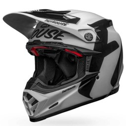 Bell Moto 9 Flex Fasthouse Newhall Helm