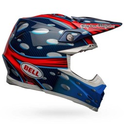 Casco moto Bell Moto 9 Flex McGrath Replica