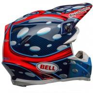 Casque Bell Moto 9 Flex McGrath Replica