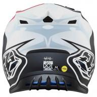 Troy Lee Designs helm SE4 Composite Skully