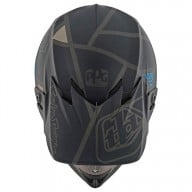 Motocross Troy Lee Designs SE4 Polyacrylite Metric Helm