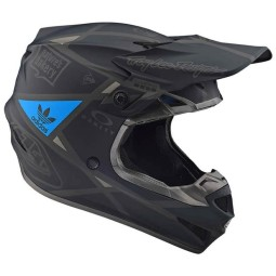 Casque Troy Lee Designs SE4 Polyacrylite Metric