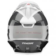 Casque motocross Thor Sector Fader black white