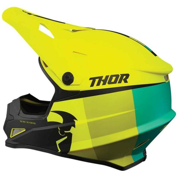 Motocrosshelm Thor Sector Racer Acid