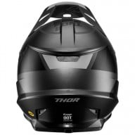 Casco de motocross Thor Sector MIPS Split charcoal black