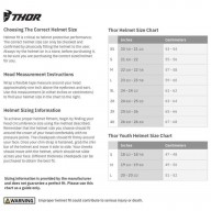 Casque motocross Thor Sector MIPS Split black acid