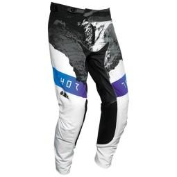 Pantalon Motocross Thor Prime Pro Mesmer blanc
