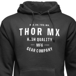 Sweat Thor Crafted noir