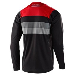 Troy Lee Designs MTB-Trikot Skyline Continental Sram schwarz