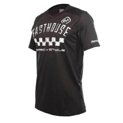 Fasthouse Alloy Nelson MTB Jersey black