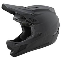 Casque Troy Lee Designs D4 Stealth composite black