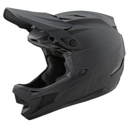 Troy Lee Designs Helm D4 Stealth composite black