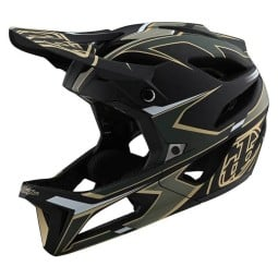 Troy Lee Designs MTB-Helm Stage Stealth Ropo green