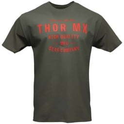 T-shirt Thor Crafted verde