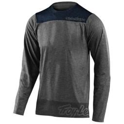 Camiseta MTB Troy Lee Designs Skyline London gray
