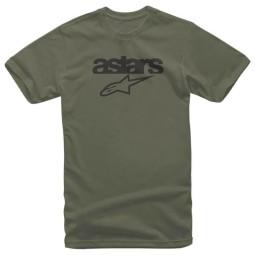 Alpinestars Tshirt Heritage Blaze military