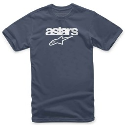 Alpinestars T-shirt Heritage Blaze navy