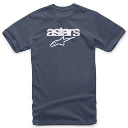 T-shirt Alpinestars Heritage Blaze navy
