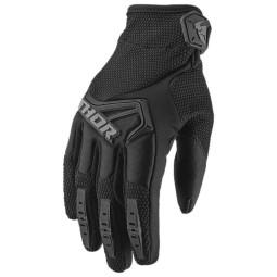 Motocross gloves Thor Spectrum black