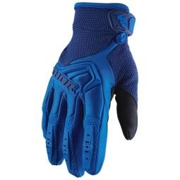 Motocross gloves Thor Spectrum blue