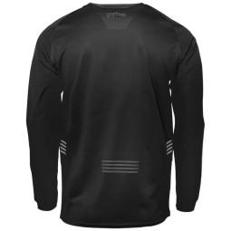Camiseta Enduro Thor Terrain negro