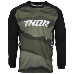 copy of Enduro-Trikot Thor Terrain camo