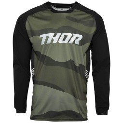 copy of Maillot Enduro Thor Terrain camo