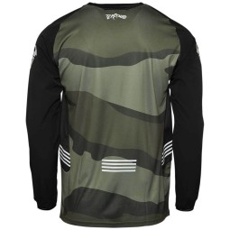 copy of Thor Enduro jersey Terrain camo
